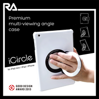 Rolling Ave. fancy accessories cover pad back cover for ipad air 2
