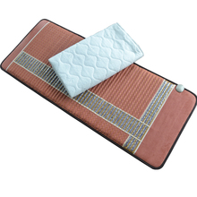 OEM ODM Welcome Electric Remote Control Heating Amethyst Mats for Body Pain Relief and Health Care