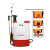 18L battery operated sprayer knapsack battery garden sprayer