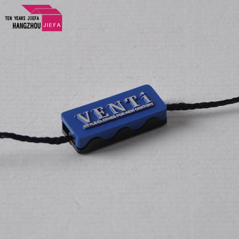 Hard plastic luggage tag/logo tag/PVC tag for clothing