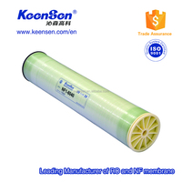 KeenSen NF1-8040 Nanofiltration Membrane , Best NF Membrane Manufacturer, NF Water Treatment System