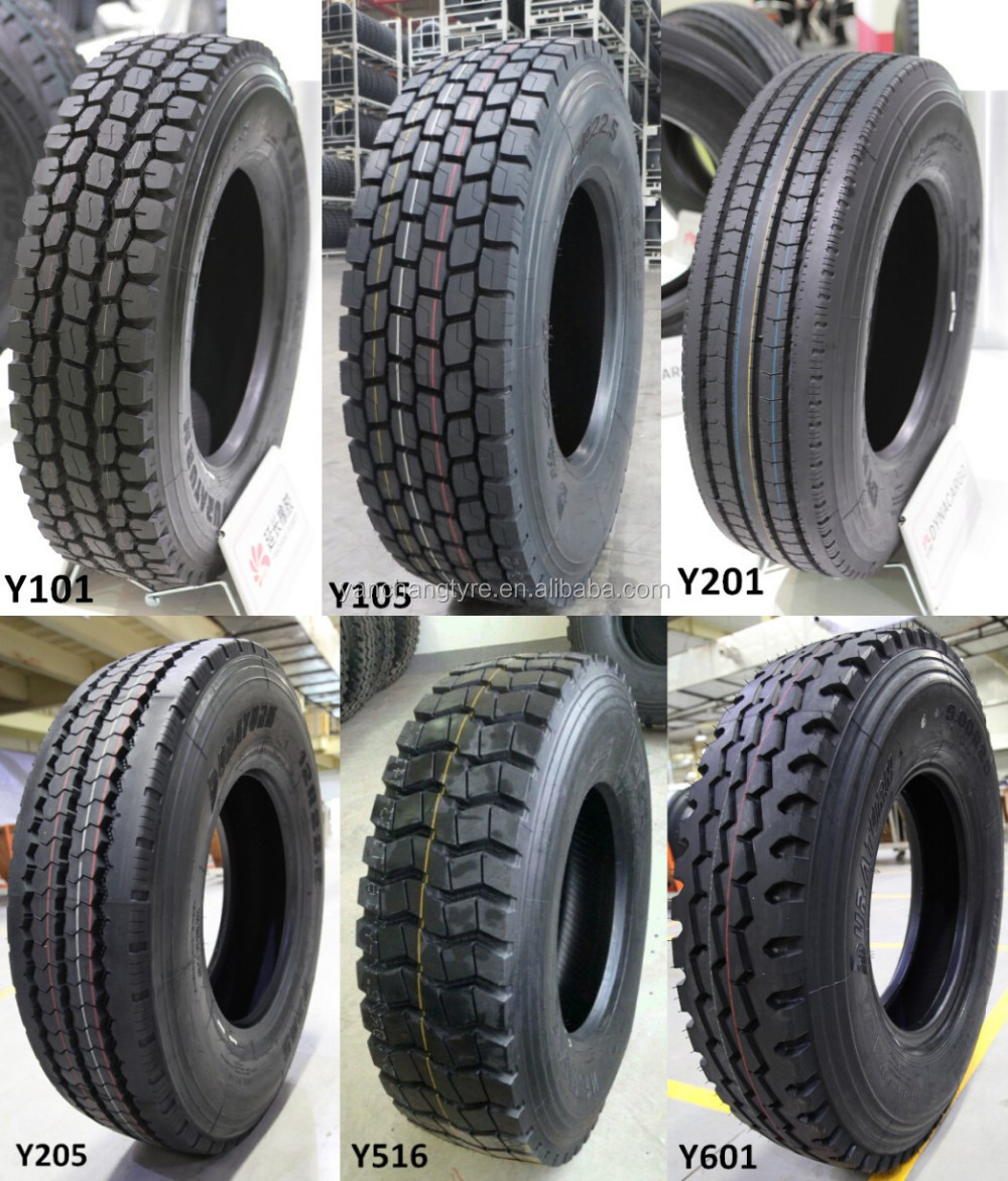 Famous Brand From Shaanxi Yanchang Duraturn Hot Products For All Warehouse Stock 2016 Of Car And Truck Tire Tyre TBR