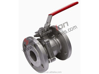 Flange Welding Floating Stainless Steel Ball Valve