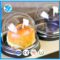Clear Plastic Cake Box Bakery Packaging Box/Cake Boxes