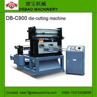 DB-C900 paper cup printing and die cutting machine