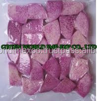 FROZEN PURPLE YAM, AMAZING TASTE, BEST VEGETABLE FOR HUMAN, BEST PRICE FOR NOW