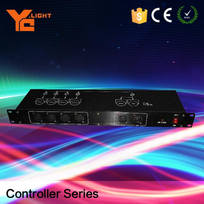 Stage Light Manufacturer Intelligent 4 Routes Independent Amplifier