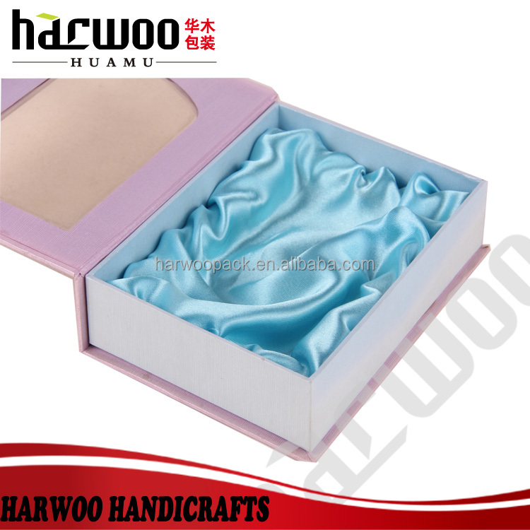 Empty printed carboard perfume box in good quality