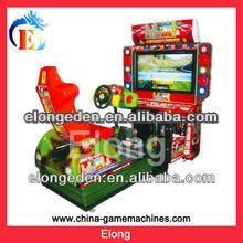 2014 machineFull-motion 4D Car racing game machine hot sale coin operated racing game