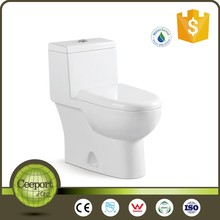 A-058 Sanitary ware siphon flush bathroom ceramic toilet WC