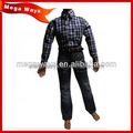 "12"" customized action figure dolls clothing for collection"