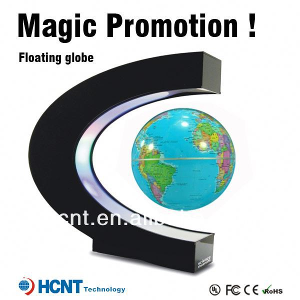 New invention ! Magetic Levitation globe for educational toys ! educational math game toys