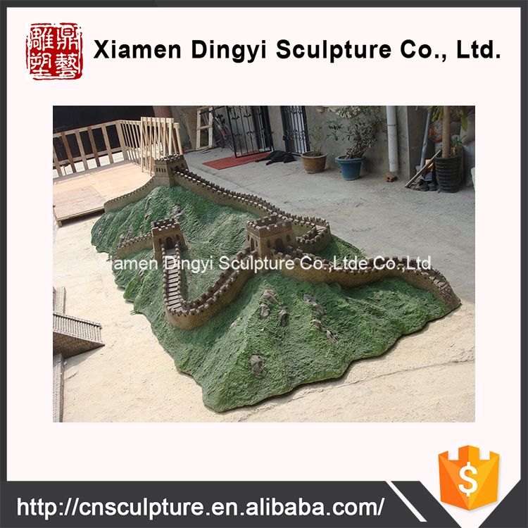 Miniature sculptures of the Great Wall for sale