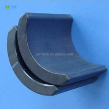Industrial magnet y30 ferrite magnets arc segment magnets