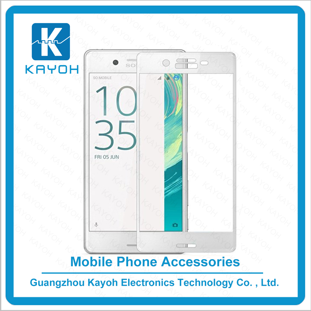 [kayoh]Mobile Phone 9h 0.33mm tempered glass for Sony X tempered glass screen protector