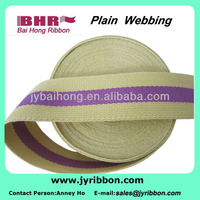 Plain polyester band strap 30mm customize produce