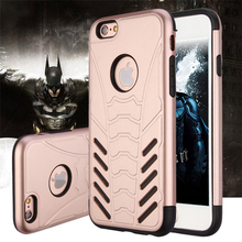The new TPU PC Slim Armor mobile phone Accessories case for iphone 5 SE back cover