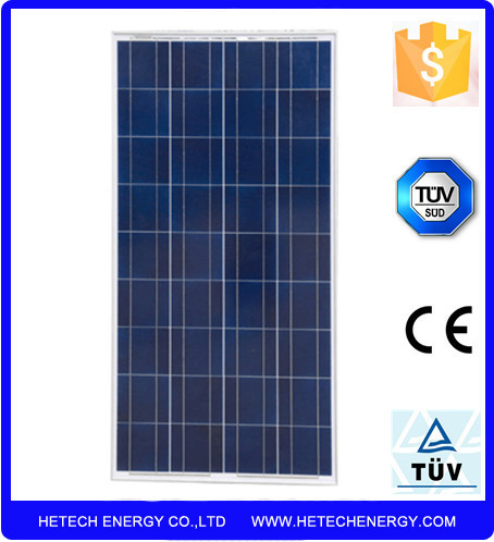 OEM available High efficiency low price Poly 120w photovoltaic solar panel pv modules price