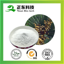 Spary Dried Bulk Store Saw Palmetto Extract 45% Fatty Acid Powder for Tabletting