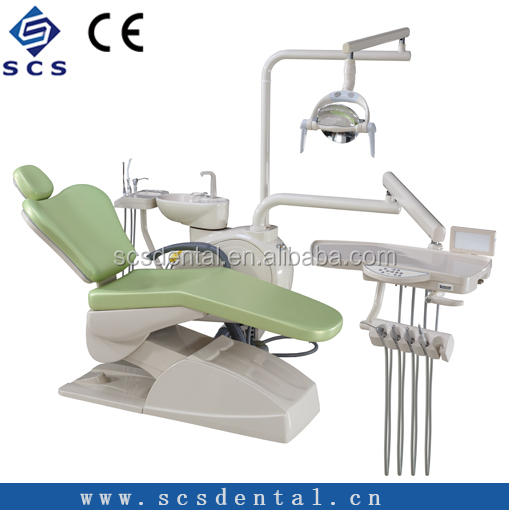 dental equipment electric used Dental Chair Unit Price