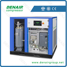 22kw screw air compressor variable frequency compressor oil injected type in Venezuela