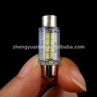12v 100lm 3014SMD White 31MM LED Interior Lights Deal For 6411 Dome Map