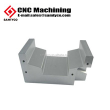 Textile machinery parts processing OEM CNC machining servicesmilling parts aluminum