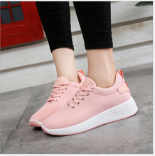 L10150a 2018 new spring trend women running platform shoes sneakers