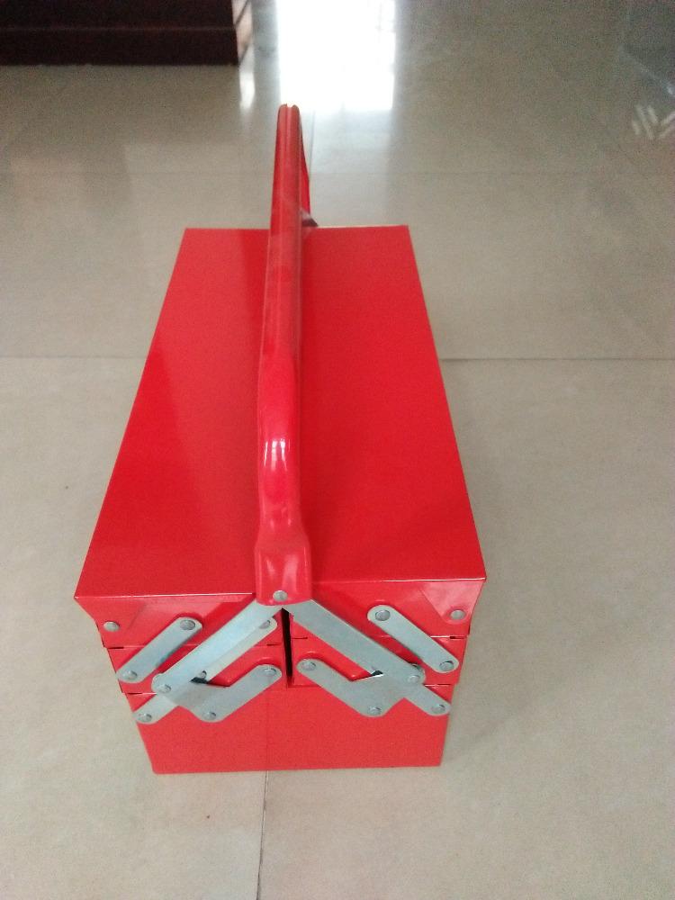 Iron Case Folding Tool Box BH-460-311