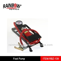 RBZ-139 foot pump,price of bicycle foot pump