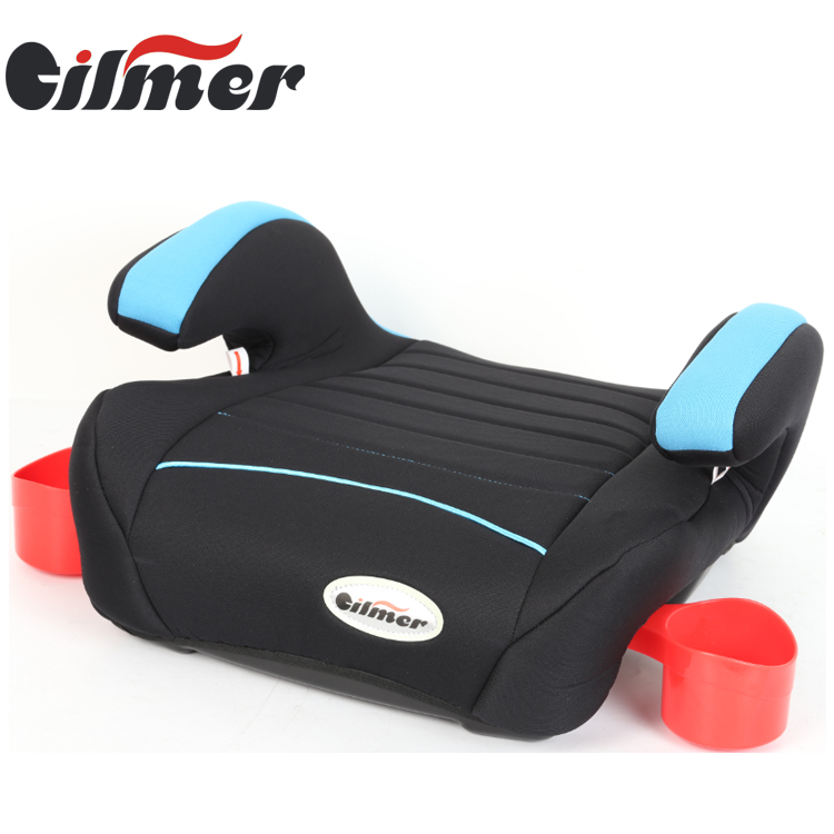 3-point Harness baby car booster seat doll for 3-12 years old