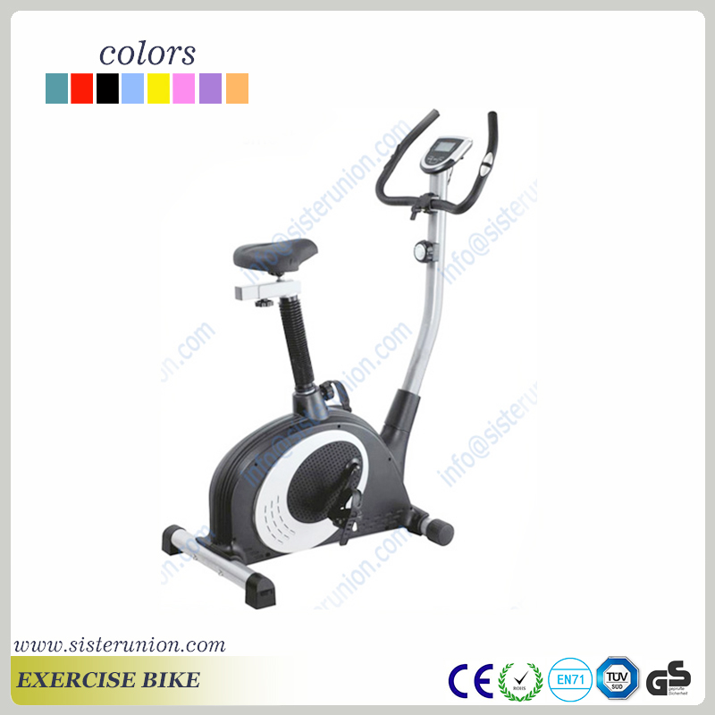 Durable material adjustable system exercise bike for elderly