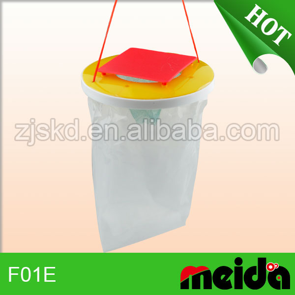 Plastic hanging Wasp And Fly Trap