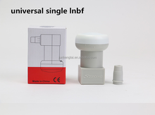 Universal Single Output Strong Brand LNB Prime focus ku Band Lnb For India Market