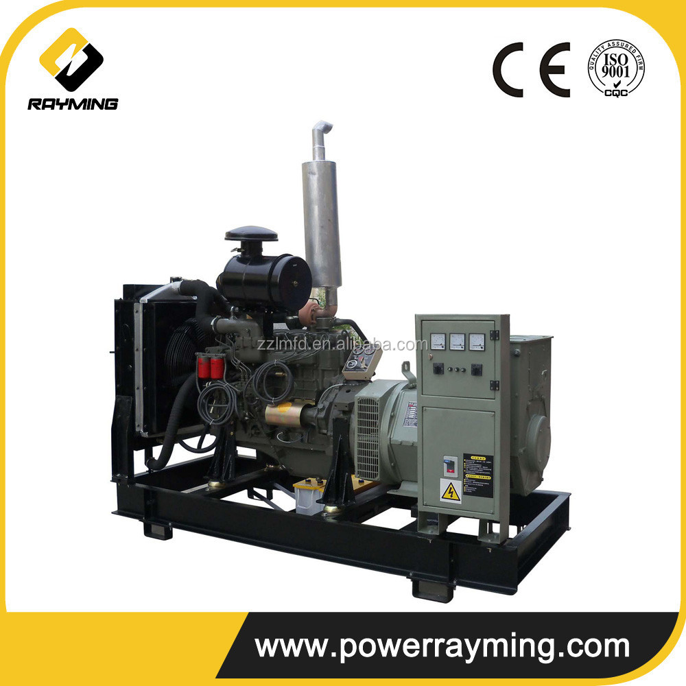 China 4-Cylinder Weichai 24kw Diesel Engine Generator For Sale