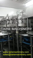 Taire 3 In 1 Soft Drink Carbonated Drinking Filling Machine
