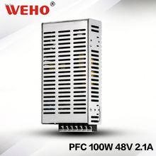 WEHO PFC function 100W 48V DC power supply ac to dc power supply 100w 48v