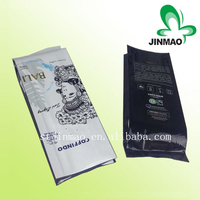 Custom printed coffee aluminum foil plastic package bag