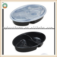 Plastic Leakproof Bento Lunch Box Container