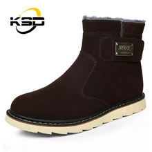 2017 Arrivals Winter Shoes Warm Snow Boots High Ankle Boots For Men