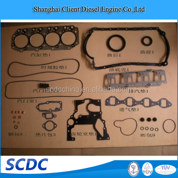 Sinotruk diesel engine ZF Gearbox repair kits P/NO ZF-XLB