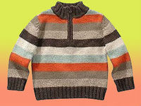 2013 Good wool yarn hand knitting cheap woolen sweater designs for kids