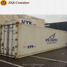 Reefer Container Type and 40' Length (feet) Reefer container ThermoKing / Carrier