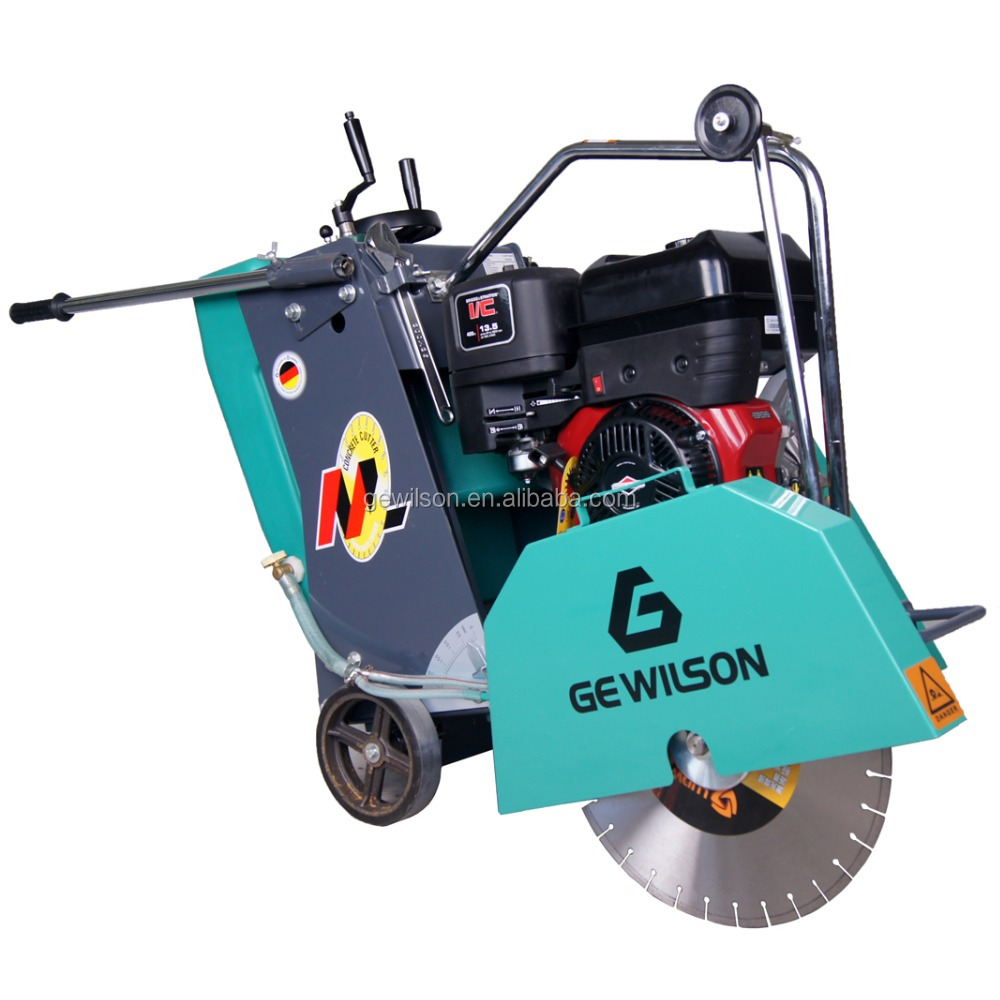 Gasoline Concrete Cutter Saw Machine for Asphalt