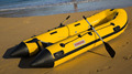 cheap pvc boat slat floor inflatable boat with CE