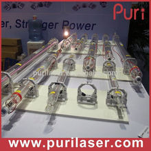 New products 2016 Puri 50w CO2 glass tube for laser cnc