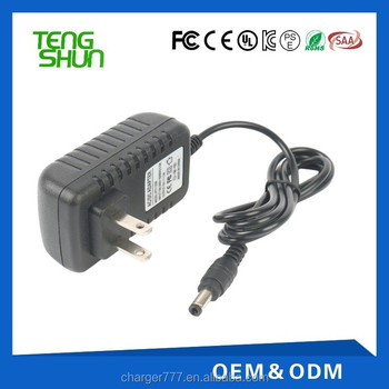 the cheapest EU US plug 12v 2a wall mount cctv camera power adapter