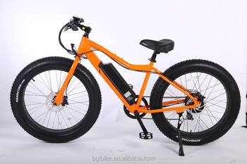 2016 hot selling high speed the latest model electric fat tire mountain bike