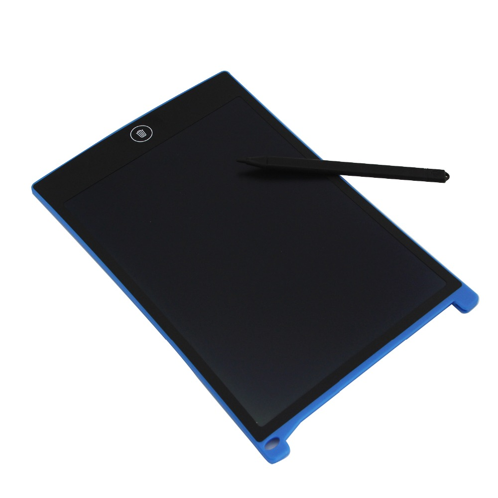 "picture of a LCD writing tablet 8.5"" Children how to boogy board"