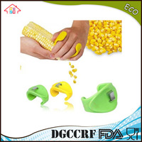 NBRSC Over 10 Years Experience Plastic Easy and Convenient kitchen tools Mini Handhold Corn Stripper